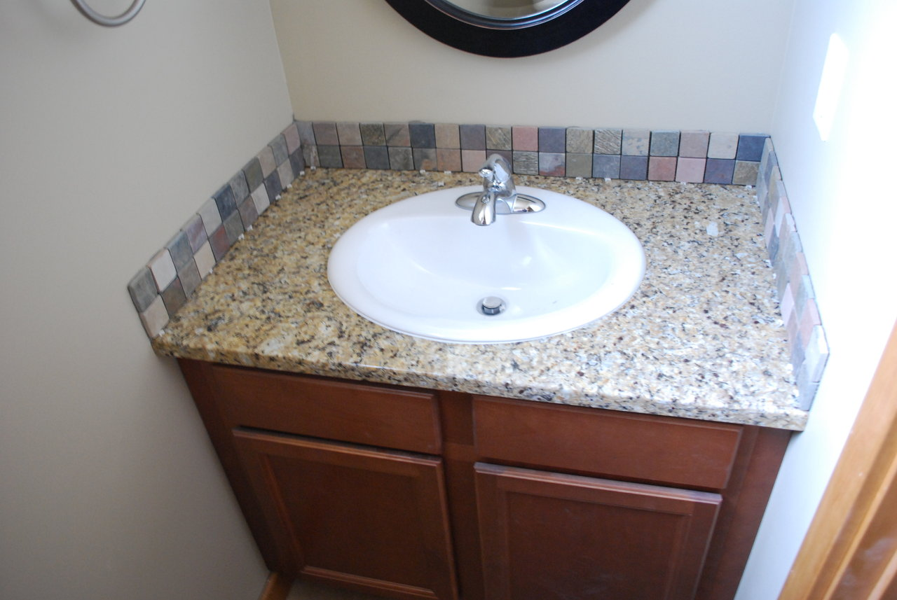 Mosaic Slate Tile Backsplash, Mosaic Slate Backsplash, Mosaic ...