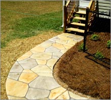 flagstone flooring what is flagstone types of flagstones
