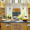 Kitchen Remodeling Slate Tiles for Countertops