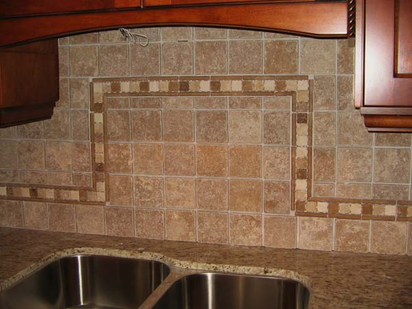 Kitchen Backsplash Mosaic Slate Mosaic Tiles Backsplash
