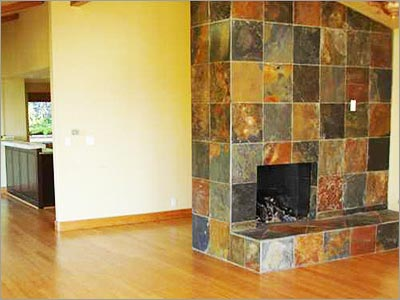Slate Fireplace Ideas: Design Tips