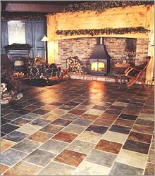 tile floor treatment tips | How to Clean Slate Stone Tiles? - Slate Care Tips