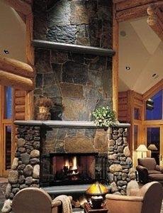 Slate Fireplaces Slate Stone Fireplace Slate Fireplace
