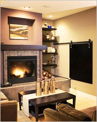 Slate Fireplace, Cleaning Slate Fireplace, How To Clean Slate ...