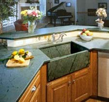 Slate Kitchen Countertop