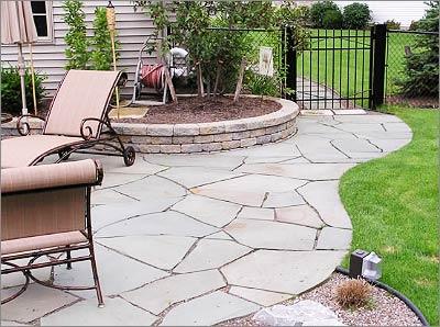 slate outdoor paving ideasslate patiodrivewaygardenpath backyard