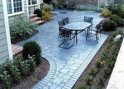 Slate Patio Outdoor Tile